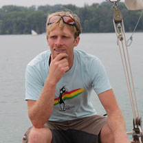Jan Thielke - Bootsbaugeselle