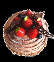 ショートケーキチョコクリーム