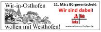 Von wir-in-Osthofen zum Bürgerverein Wonnegau