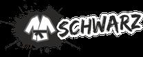 Fachsportschule - Gürtel Logo für Schwarz