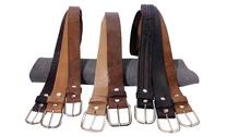 Gürtel für Anzughosen sowie für Jeanshosen. Ein modisches Accessoire für jedermann. Ein Stück Leder vom Rind