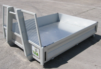 Container für kleinen Benzin Transporter