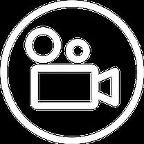 PROIETTORE - servizio noleggio proiettore professionale per video matrimonio sposi franciacorta filmato sposi proiettando telo 3d
