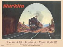 1930 Märklin Katalog DE