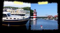Urlaub für Frauen mit Boot