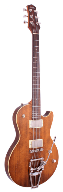 Isaak Guitars Lyrebird
