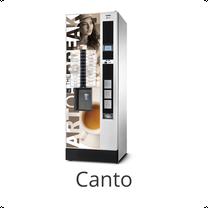 N&W CANTO Kaffeeautomat / NECTA  & WITTENBORG