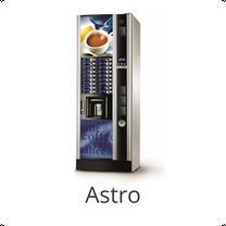 N&W ASTRO Kaffeeautomat / NECTA  & WITTENBORG