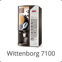 N&W WITTENBORG 7100 Kaffeemaschine / NECTA  & WITTENBORG