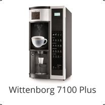 N&W 7100 PLUS Kaffeemaschine / NECTA  & WITTENBORG