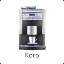 N&W KORO Kaffeemaschine / NECTA  & WITTENBORG