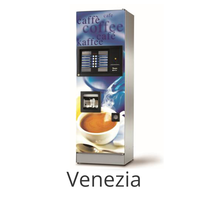 ZANUSSI / N&W VENEZIA Kaffeeautomat / NECTA  & WITTENBORG