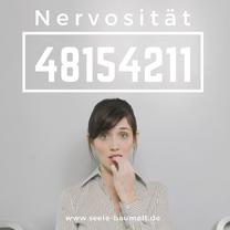 Heilzahl und Zahlencode nach Grogori Grabovoi zur Selbstbehandlung von Nervosität