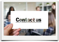 Bild zum Thema Kontakt Internetseiten und Link in die Ebene Kontakt