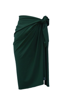 sustainable sarong - green
