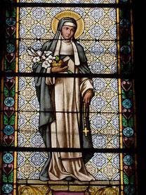 Heilige Mutter Klara, bitte für uns