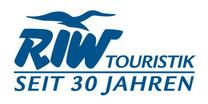 RIW Logo mit Infotext