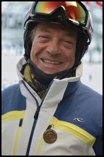Claude Decagny Private ski instructor Courchevel, Meribel, Val Thorens