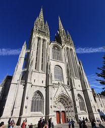 Cathédrale Saint Corentin de Quimper