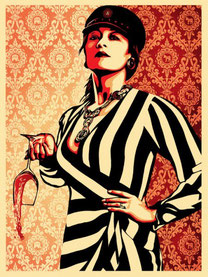 Shepard Fairey This Parties disgust me