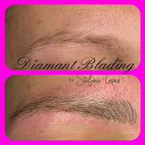 Pimp my Face - Hamburg Bramfeld - Diamantblading Augenbrauen -Permanent Make Up - Microblading