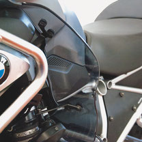 Foot protectors BMW R1200GS LC & LC Adventure