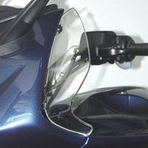 Hand protector BMW K1200GT + K1300GT