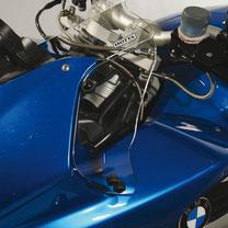 Hand protector BMW K1200R Sport