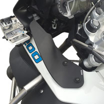 Wind deflector BMW R1200GS LC  & LC ADV