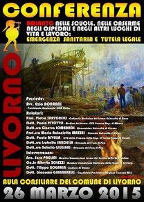 Conferenza Livorno