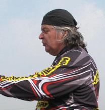 Hartwig Kamarad, Chefinstruktor