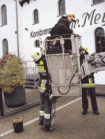 Foto: G. Burmester - Mindener Tageblatt vom 14.03.10