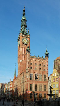 グダニスク旧市庁舎