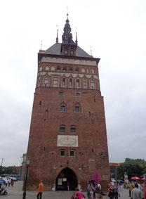 グダニスク囚人塔