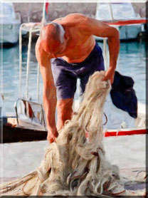 Cilento - Pescatore