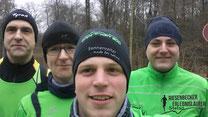 Jürgen, Martin, Thorsten und Stefan