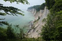 In den wilden Osten Deutschlands - Kreidefelsen auf Rügen