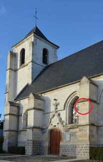 Amiens-Eglise de Montières