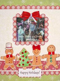 We wish you Merry X-MAS!