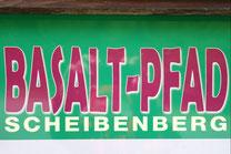Wanderung zu den Basaltsäulen am Scheibenberg - Erzgebirge