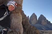 Klettersteig Paternkofel, 2744 m