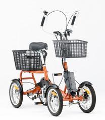 免許返納の前に自転車を購入する