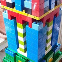 Lego Duplo Bauwerk