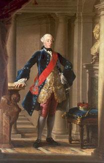 Herzog Carl Eugen von Württemberg - Foto: Wikipedia