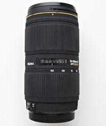 Sigma AF 50-150/2.8 EX DC