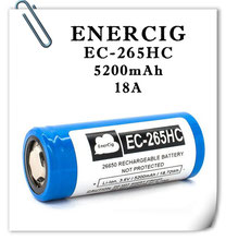 Enercig EC-265HC 5200mAh 18A