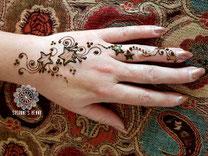 Henna Motiv klein