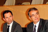Benoît Hamon aux journées de l'économie (Jéco)