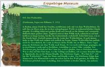 PC/GEOS GeoWrite Erzgebirge Museum Sagen aus dem Erzgebirge