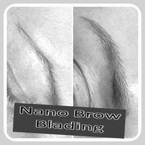 Nano Blading - Augenbrauen - perfektioniert - Hamburg - Bramfeld - Microblading - Diamantblading - Permanent Make Up - Studio Pimp my Face - Härchenzeichnung - natürliches Ergebnis - Härchentechnik